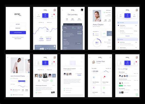 design app for clothing avsc clothes app design 10 free screens for sketch