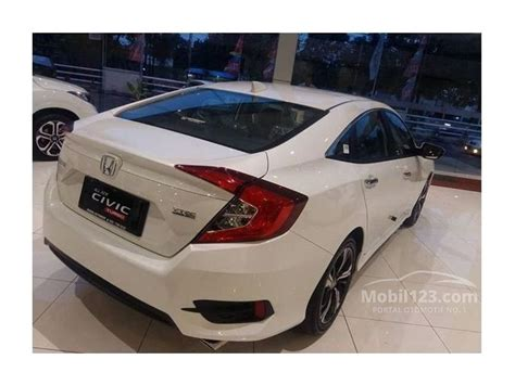 Civic Turbo Ready Stock jual mobil honda civic 2016 turbo 1 5 automatic 1 5 di dki