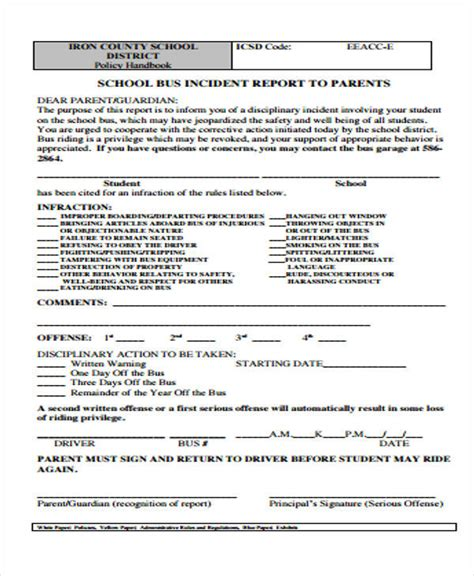 hazard report sle hazard incident report form sle 28 images 100 sle of