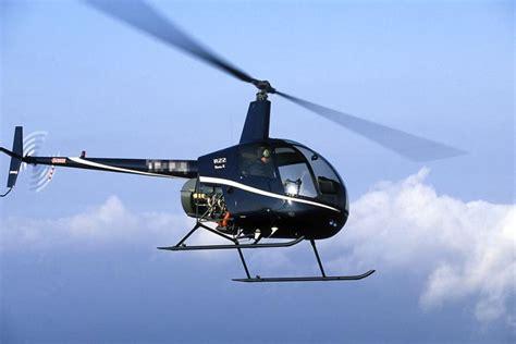 robinson  beta ii helicopter abc news australian