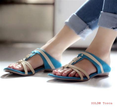 High Heels Be Hitam Tb sandal terbaru 2017 sdl38 pusat sandal murah 2018