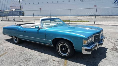 Grand Buick Grandville Bangshift Cruising Through Fall In Style This 1975