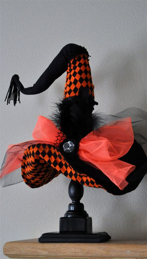 Decorating Witch Hat Ideas by Corn Husk Goblin Scarecrow Mask With Hat Costumes And