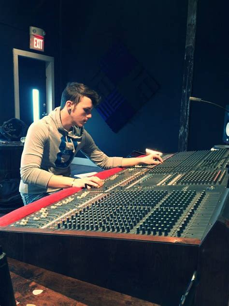 Recording Engineer Description by File Chief Recording Engineer Nick Tirrell Jpg Wikimedia Commons