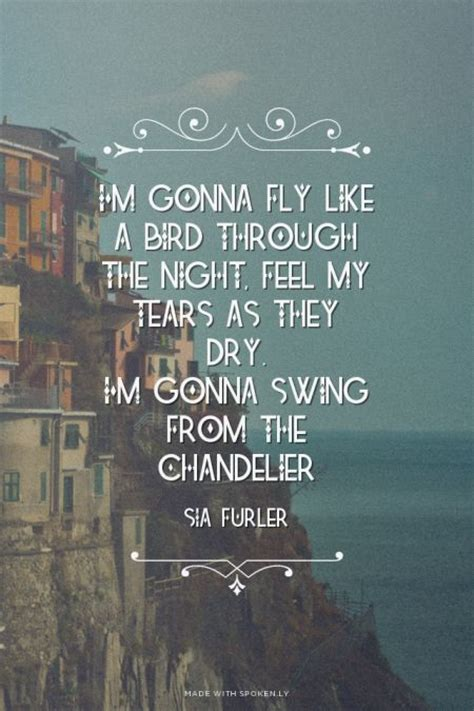 Sia Chandelier Lyrics Meaning Best 25 Sia Lyrics Ideas On Pinterest Songs By Sia Sia Songs And Elastic