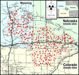 Decommissioned Missile Silo Locations Nuclear Missile Silo Locations Missile Silo Map