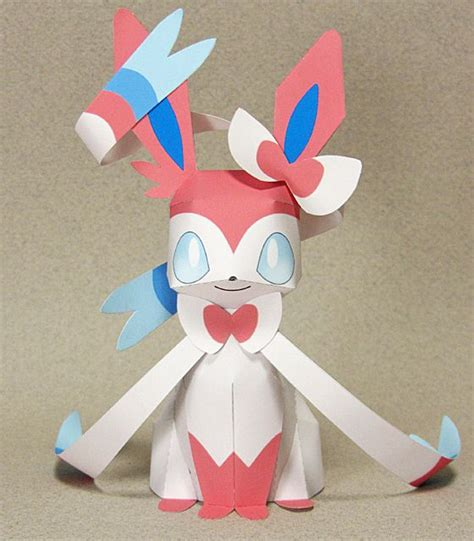 Espeon Papercraft - the world s catalog of ideas