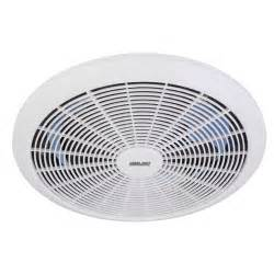 Exhaust Ceiling Fan Arlec 250mm White Exhaust Fan Bunnings Warehouse