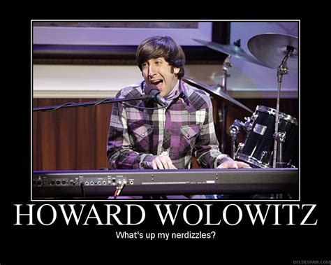 howard wolowitz the big bang theory fan art 12215686