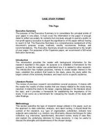 study template apa study analysis template
