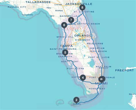 Italien Rundreise Auto 2 Wochen by Florida Reisebericht Tipps Route F 252 R 2 Wochen Mit Auto