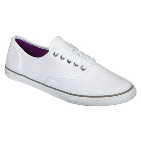 canvas shoes for white canvas shoe for brighten up your look at sears