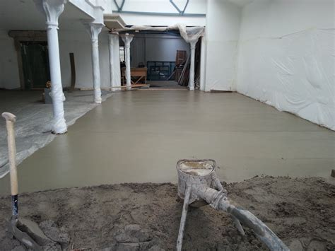 floor is screeding what is it and the process a guide to a floor o c floor screeding