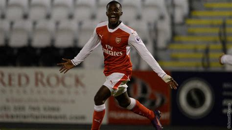 arsenal nketiah under 23 3 0 leicester city under 23 match report