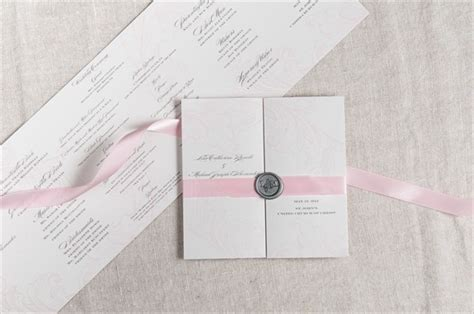 Unique Ways To Seal Wedding Invitations by How To Use Wax Letter Seals Emmaline Wedding