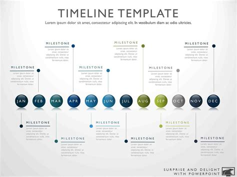 Ms Powerpoint Timeline Template Write Happy Ending Microsoft Powerpoint Timeline Template