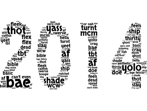 popular amd trendy words 27 top slang words of 2014 do you know what they mean