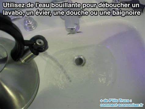 Evier Bouché Meme Avec Destop by L Astuce La Plus Facile Pour D 233 Boucher Les Canalisations