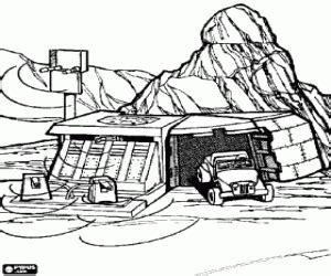 How To Draw A Army Jeep Coloring Pages Printable