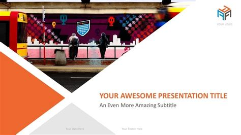 Corporate Business Powerpoint Template Powerpoint Title Slide Template