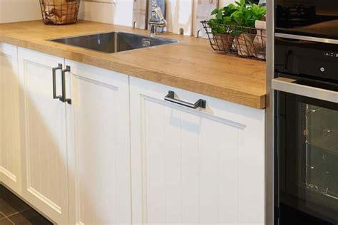 houten keukenblad houten aanrechtblad natuurlijke sfeer comfortabel db