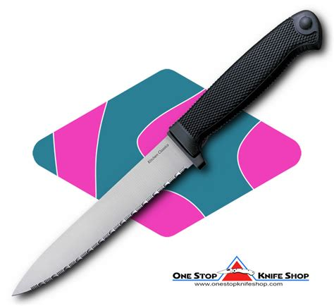 cold steel kitchen knives review discontinued cold steel 59kuz utility knife kitchen classics