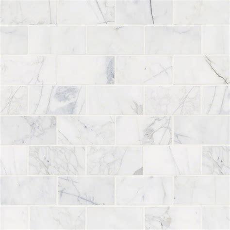 calacatta cressa white subway tile 3x6 subway tile