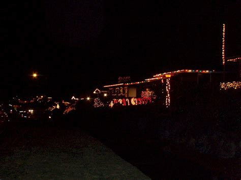 Seattle Bicycle Touring Club Photo Gallery Christmas Olympic Manor Lights