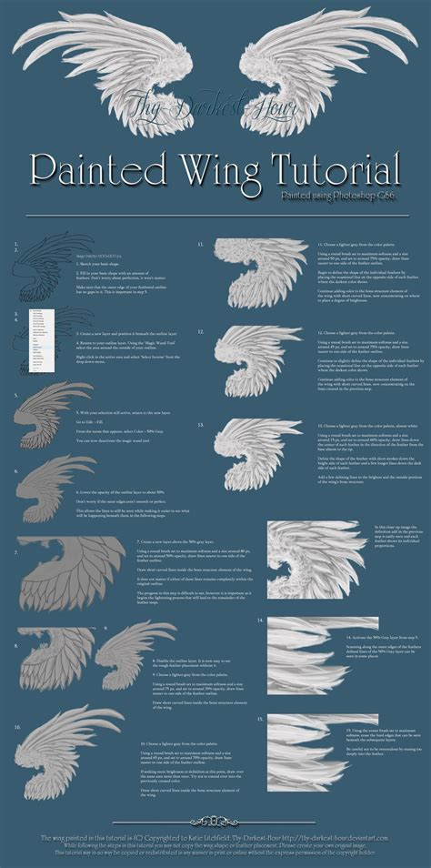 darkest hour tutorial angel infinity wing tutorial by thy darkest hour on deviantart