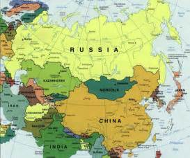 Europe Russia Map by Eastern Europe And Russia Map