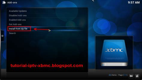 tutorial video xbmc f t v add on for kodi xbmc to watch stream live tv from