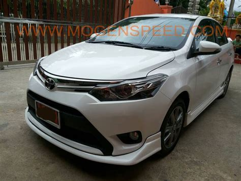 toyota new products ช ดแต ง toyota all new vios 2013 mogenspeed com