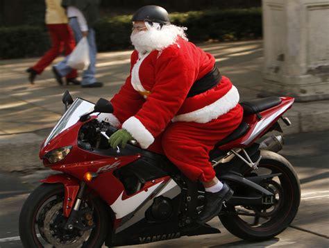 Sepatu Karet Santai Apboot Allbike Pimp My Reindeer Upgrading Santa S Sleigh