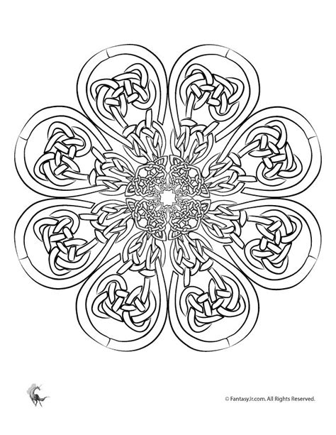 irish coloring book pages free coloring pages of wiccan