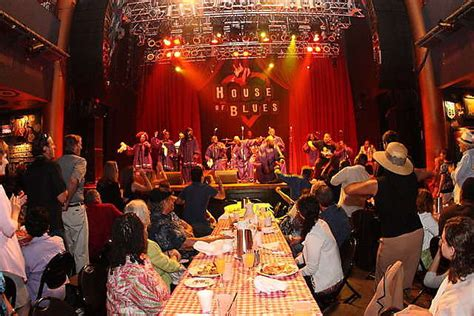 house of blues gospel brunch nola by day sundays in new orleans gonola com