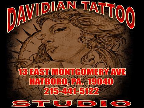davidian tattoo donovan215