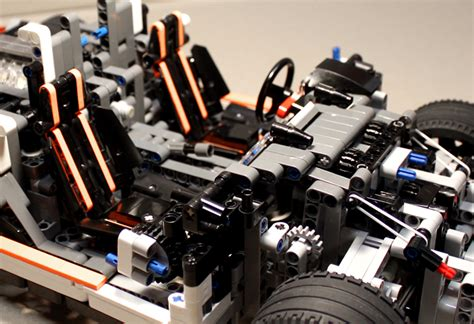 lego koenigsegg one 1 brickshelf gallery koenigsegg one 1 inside 2 jpg