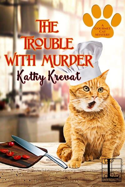 the trouble with murder books this and that book the trouble with murder by kathy