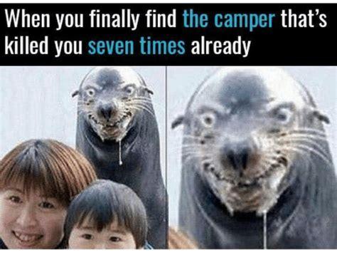 finally find  camper  killed