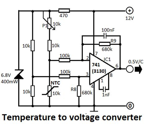 resistor voltage to current converter converter circuit page 3 next gr