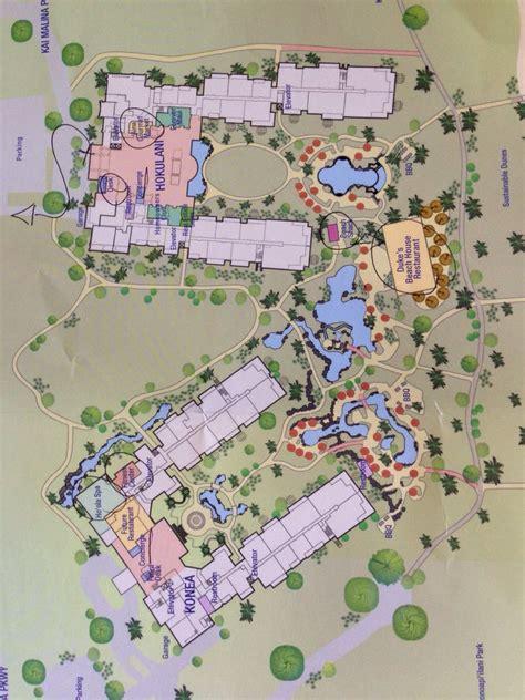honua kai map aphisvirtualmeet honua kai resort map my blog