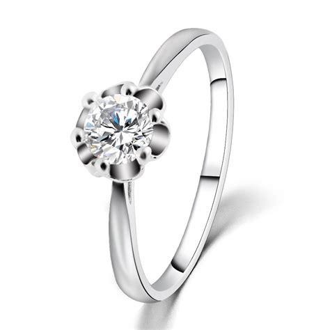 china cheap sle silver wedding ring designs crystal