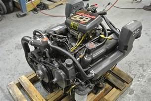5 8 Ford Motor Omc Cobra Ford V8 5 8 351 Engine Bayliner Drive