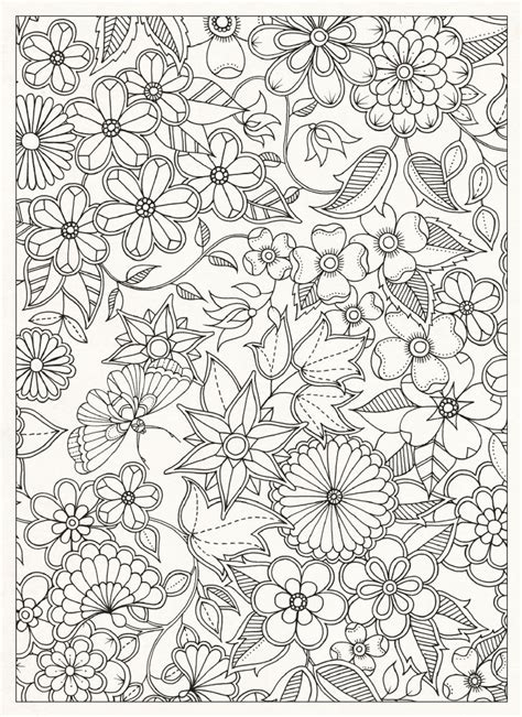 secret garden coloring book page one free coloring pages of secret garden book