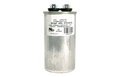 ac capacitors home depot motor run capacitor rc0015 50 mfd 370 v vac volt 50 uf hvac temco ac electric auto