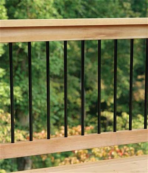 porch banisters aluminum porch railing aluminum deck railing deck railing ideas