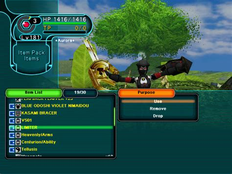 pso section id calculator pso world com items limiter