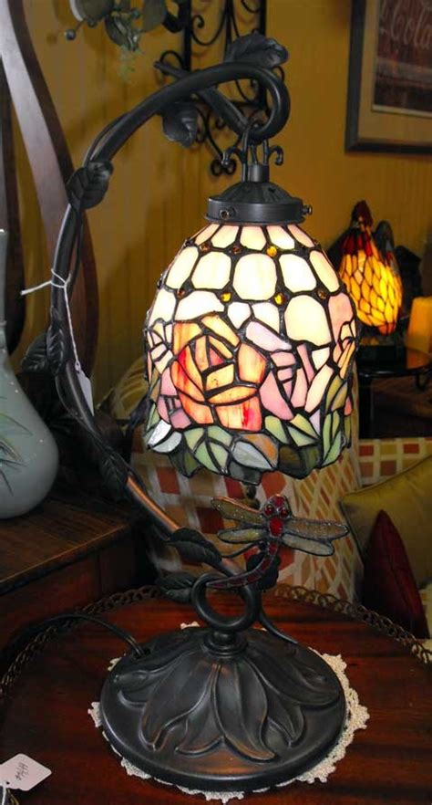 stained glass rooster l stainglass dragonfly l with a rooster in the