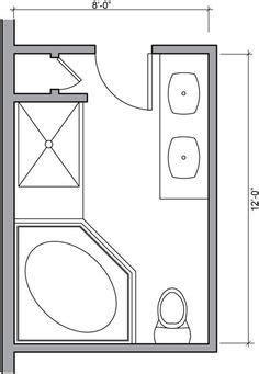 10 x 7 floor plan 11 best images of master bathroom designs 8 x 11 8 x 9