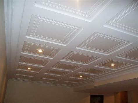 cover basement ceiling drop ceiling pot lights for the home can